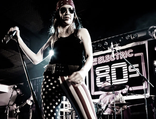 80s Tribute Band Brisbane - The Electric 80s Tribute Show