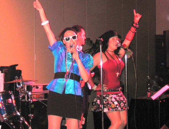 80s Tribute Band Sydney - Singers - Musicians