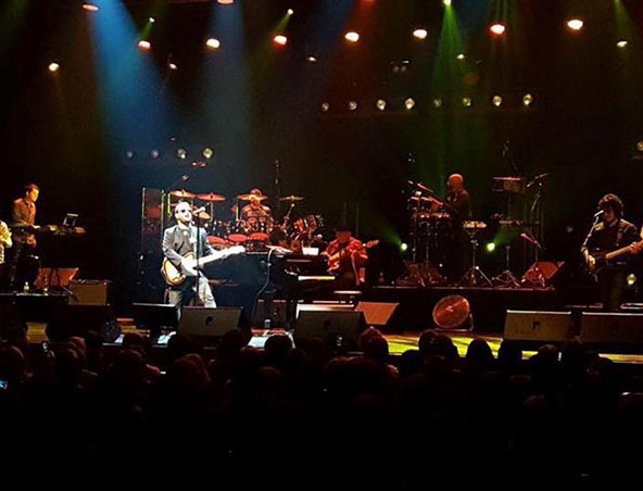 Billy Joel Tribute Show - Tribute Band - Musicians - Cover Band