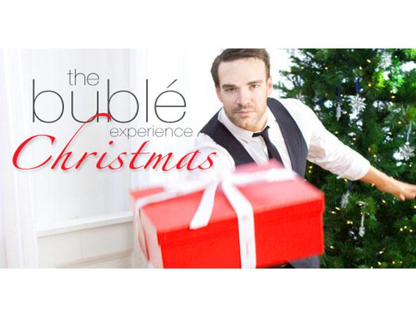Michael Buble Christmas Tribute Show