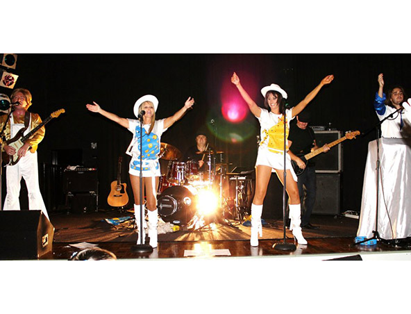 ABBA Tribute Band Sydney - Tribute Shows - Musician