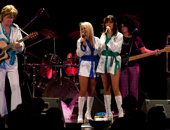 ABBA Tribute Band Sydney - Tribute Shows - Musicians