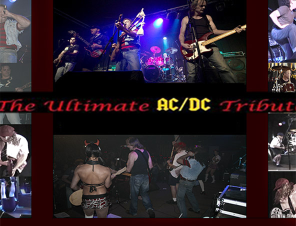 ACDC Tribute Band Sydney - Australian ACDC Tribute Show