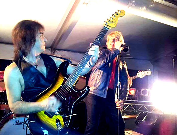 Bon Jovi Tribute Band Melbourne - Tribute Shows - Musicians Entertainers