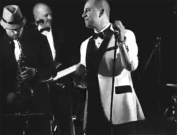 Melbourne City Swing Big Band - Cover Bands Musicians Entertainers