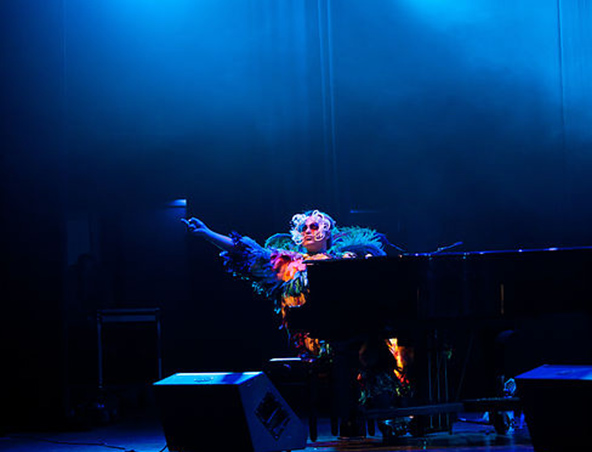 Elton John Tribute Show Band - Musicians Entertainers Hire Sydney
