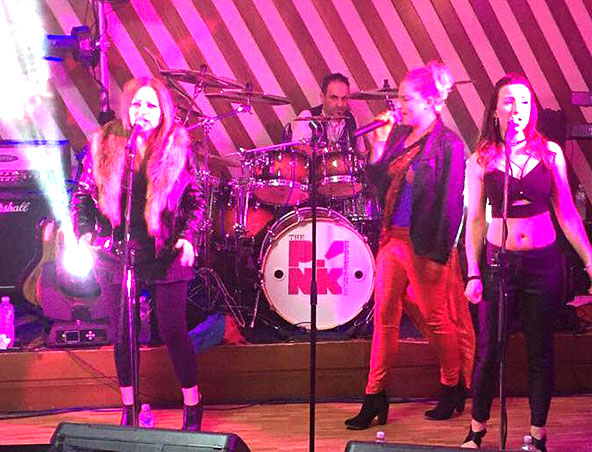 Pink Tribute Band Melbourne - Singers - Tribute Shows - Cover Bands