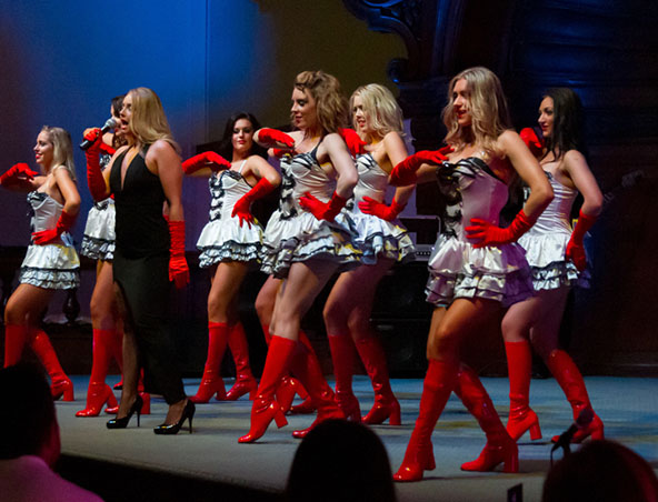 Pussycat Dolls Tribute Show - Tribute Bands