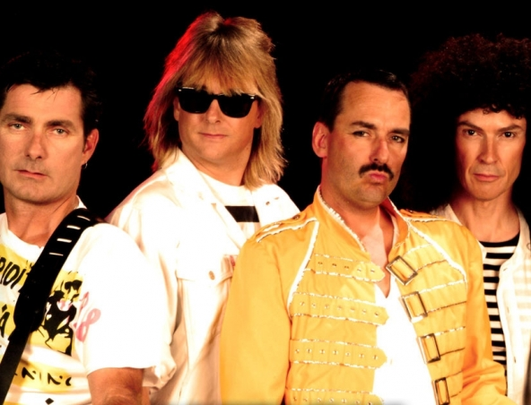 Queen Tribute Band Perth