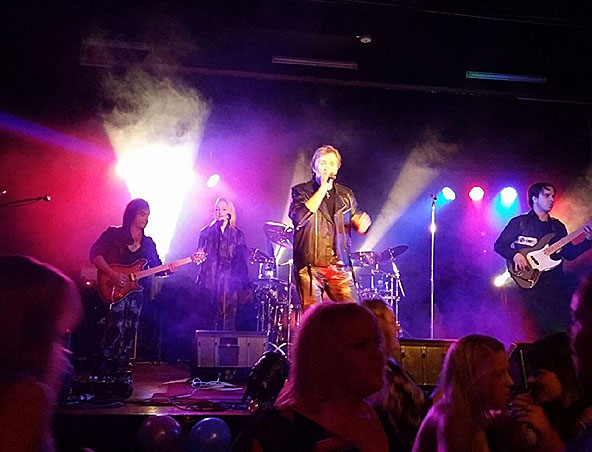 Rock Of Ages Tribute Band Melbourne - Singers Musicians