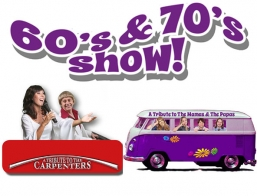 60s And 70s Tribute Show