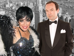 Liza Minnelli And Martin Tribute Perth